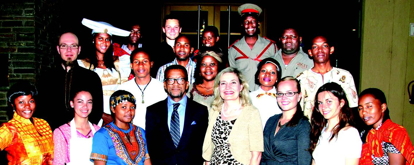 hospitality and tourism | Namibia University of Science and