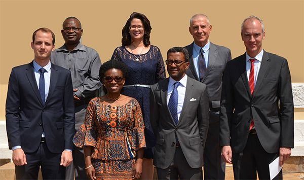 UN ready to partner with NUST   Namibia University of Science and Technology